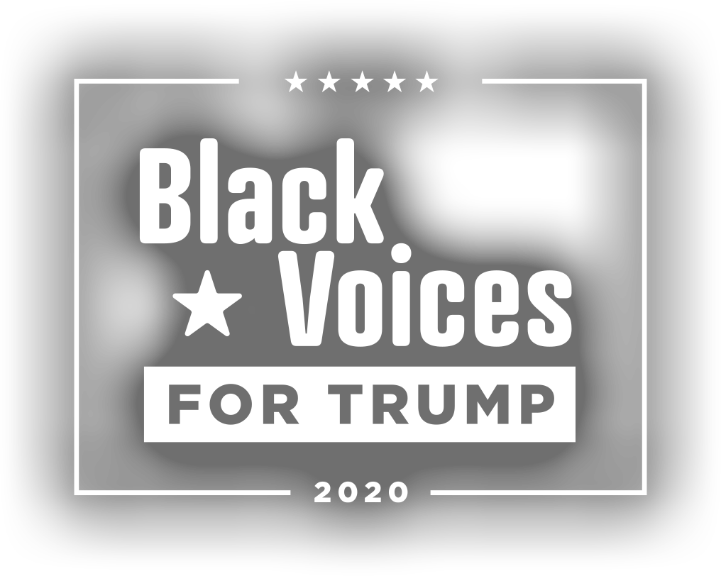 Black Voices for Trump Community Centers Logo